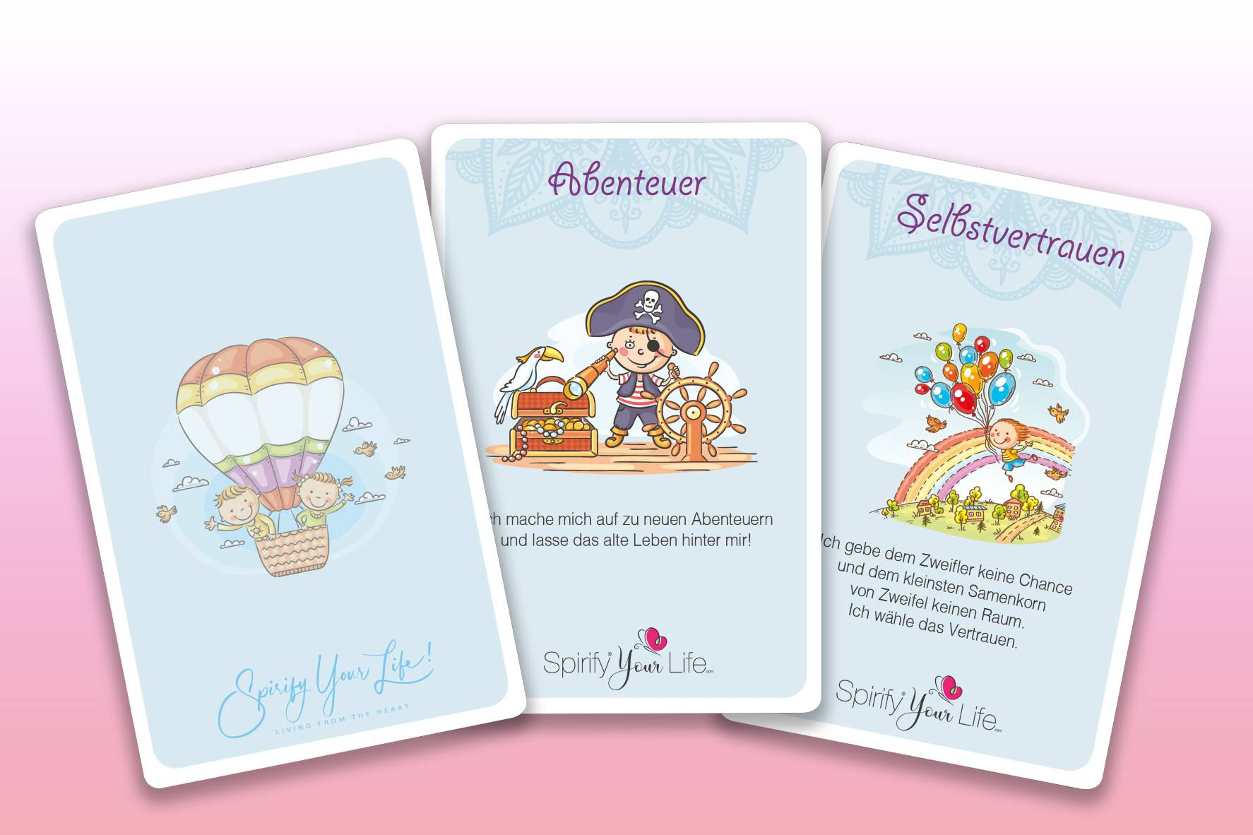 ChildCards | Blick-ins-Set